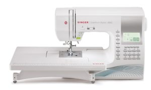 serger machine for industrial sewing